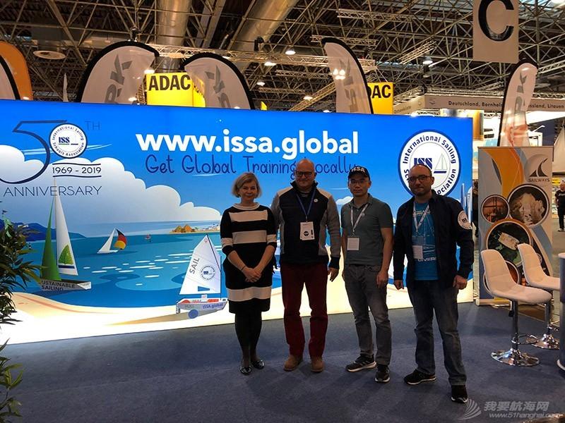 航海,ISSA,国际,协会,学校 国际航海学校协会(ISSA) 2020年ISSA在德国杜塞尔多夫船展的展位 184701u8fwoigo87wbf8z3