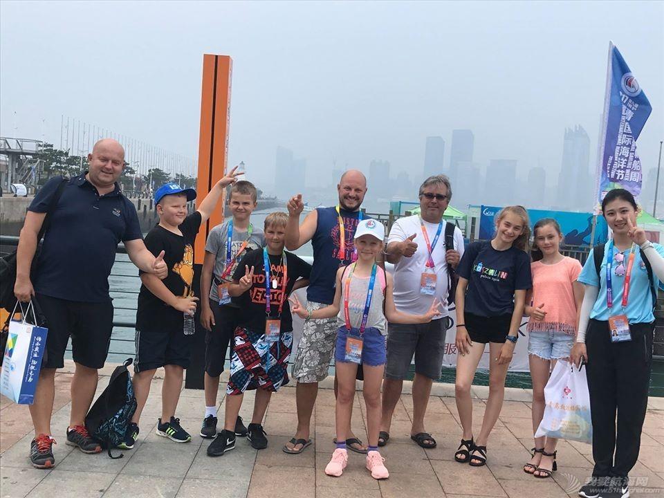 航海,ISSA,国际,协会,学校 国际航海学校协会(ISSA) 2017年波兰小船员通过ISSA访问青岛参加国际帆船周 185005t4k2s97o7krc2uk2