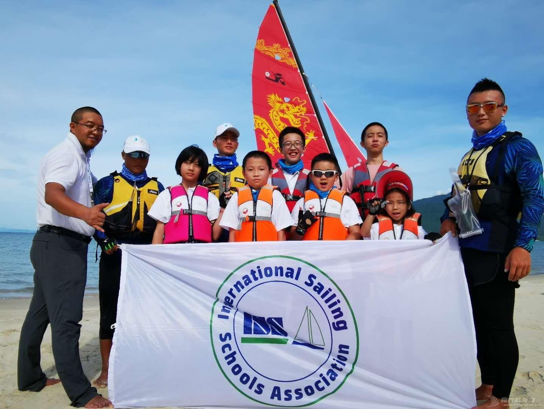 2020年第一期ISSA中国航海夏令营在深圳举办