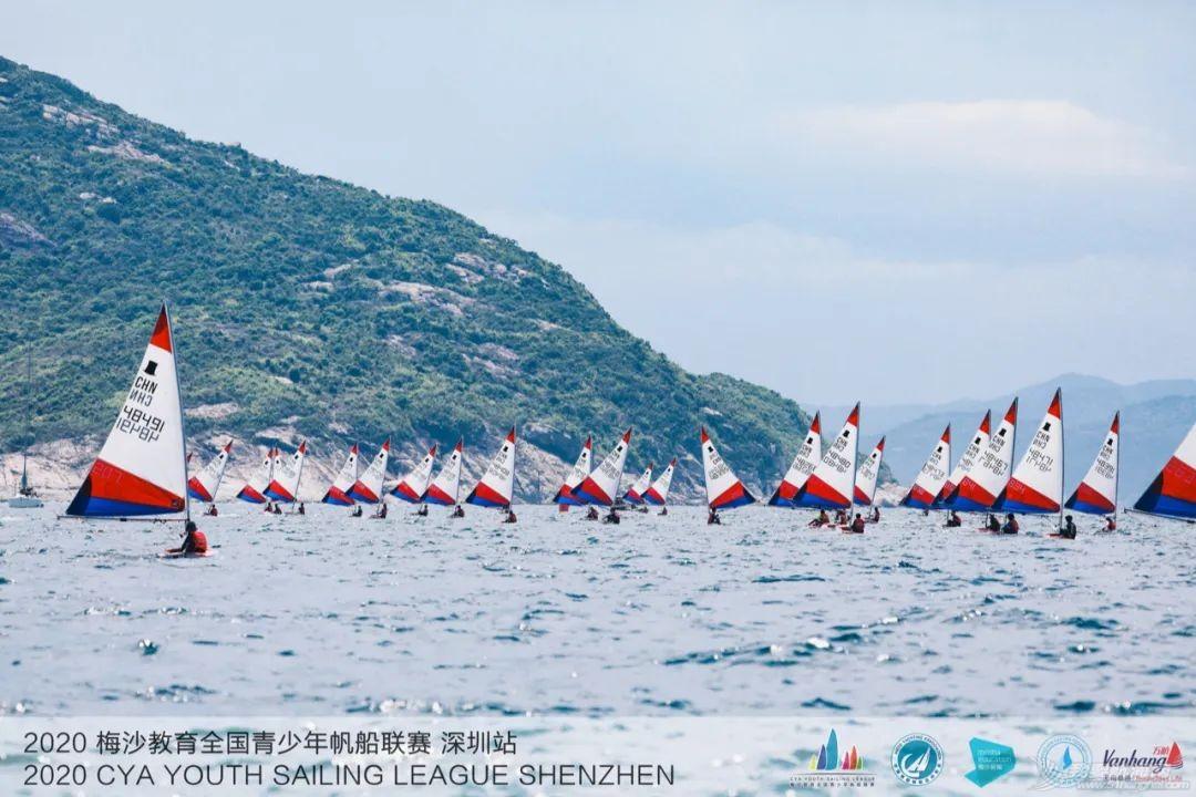 2020年梅沙教育全国青少年帆船赛深圳站激战正酣w3.jpg