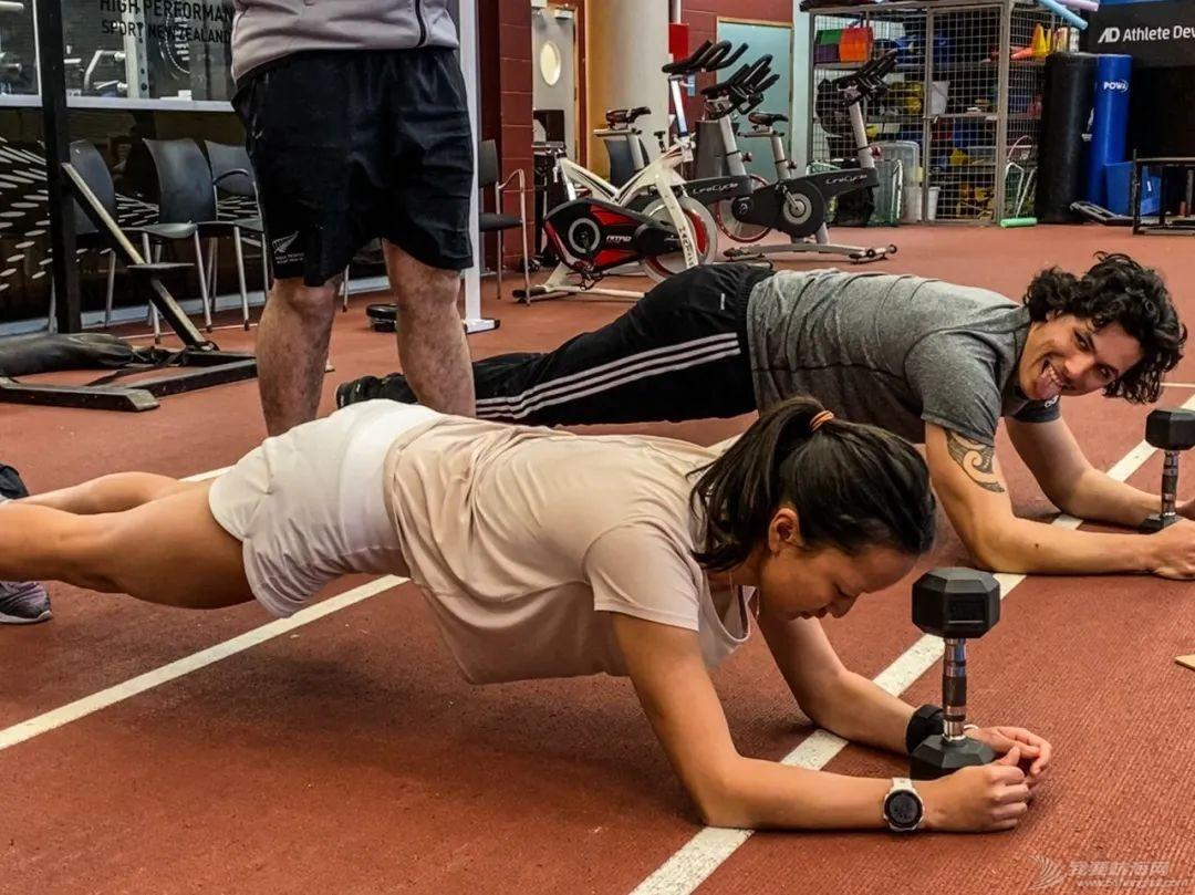 赛队 | 上强度了!新西兰酋长队青年美洲杯预选阵容体能试训w6.jpg