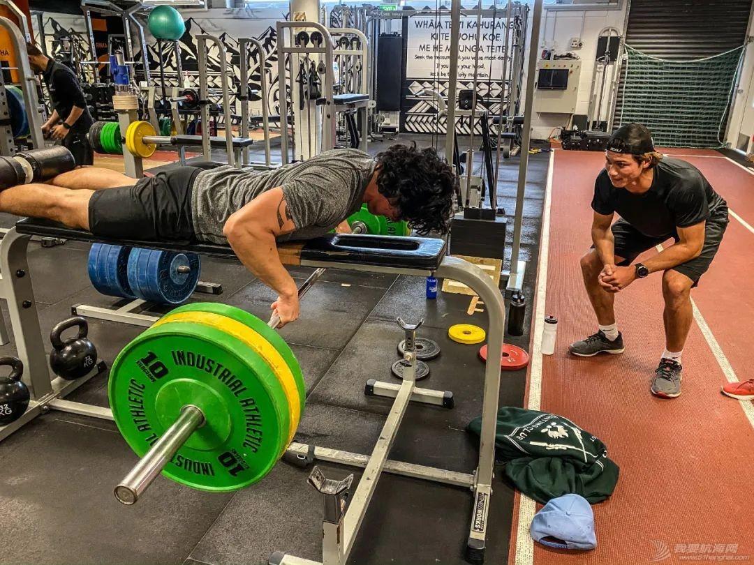 赛队 | 上强度了!新西兰酋长队青年美洲杯预选阵容体能试训w7.jpg