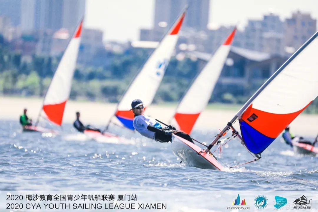 厦门同安:持续开展青少年帆船赛事 助力文体旅产业发展w6.jpg