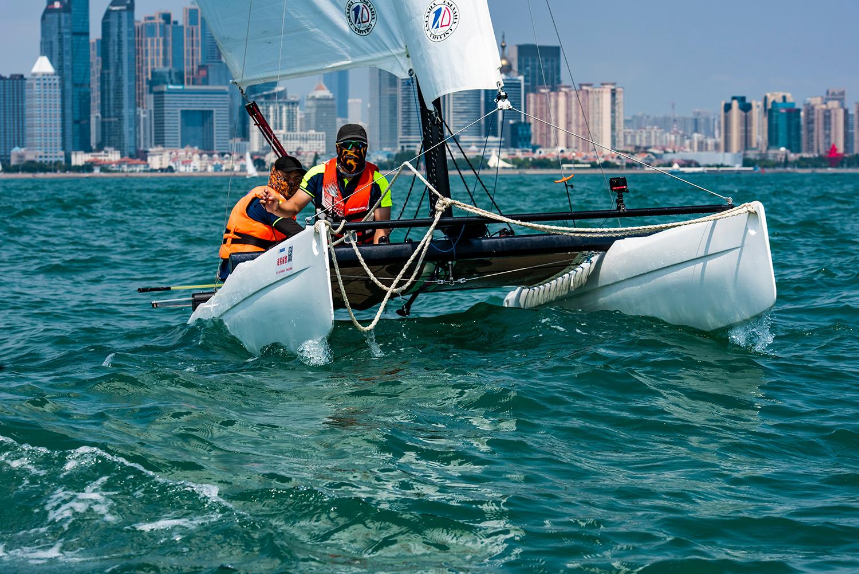 《风帆中国》北线双5.0 之超人的航海日记连载ing