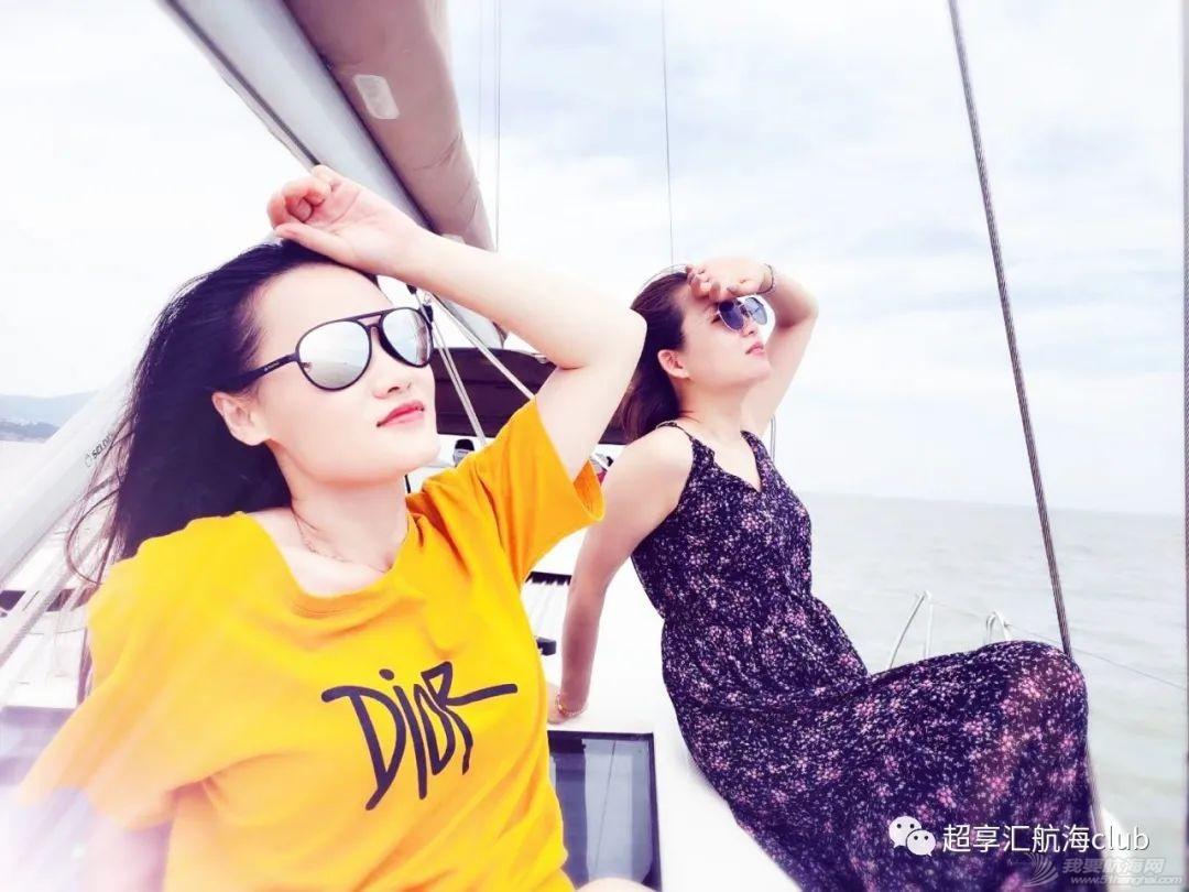 小颖号 帆船团建活动回顾