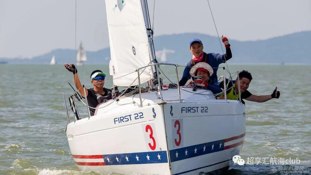 【赛事回顾】太湖帆船拉力赛荣获季军