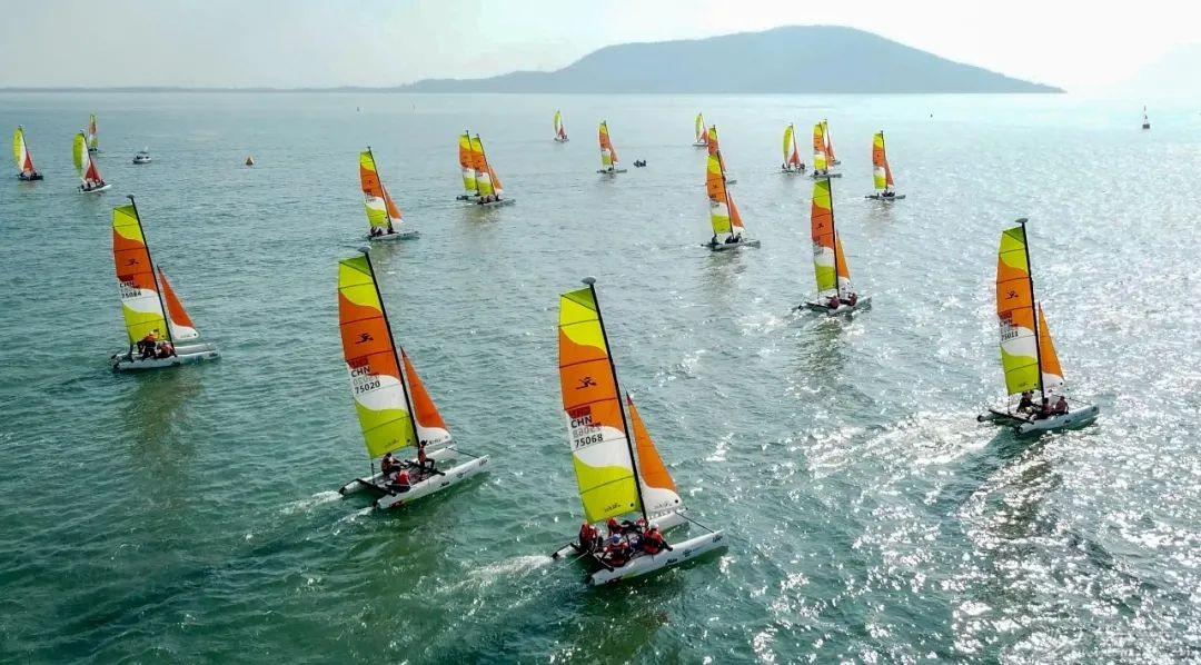 助力苏州大众帆船运动蓬勃开展 2020中国家庭帆船赛·苏州站圆满收帆w8.jpg