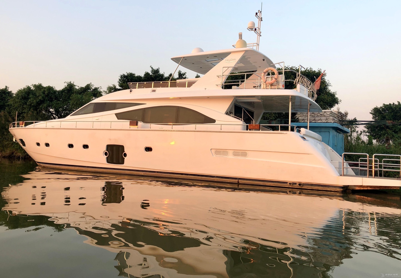 2016年产80尺游艇出售