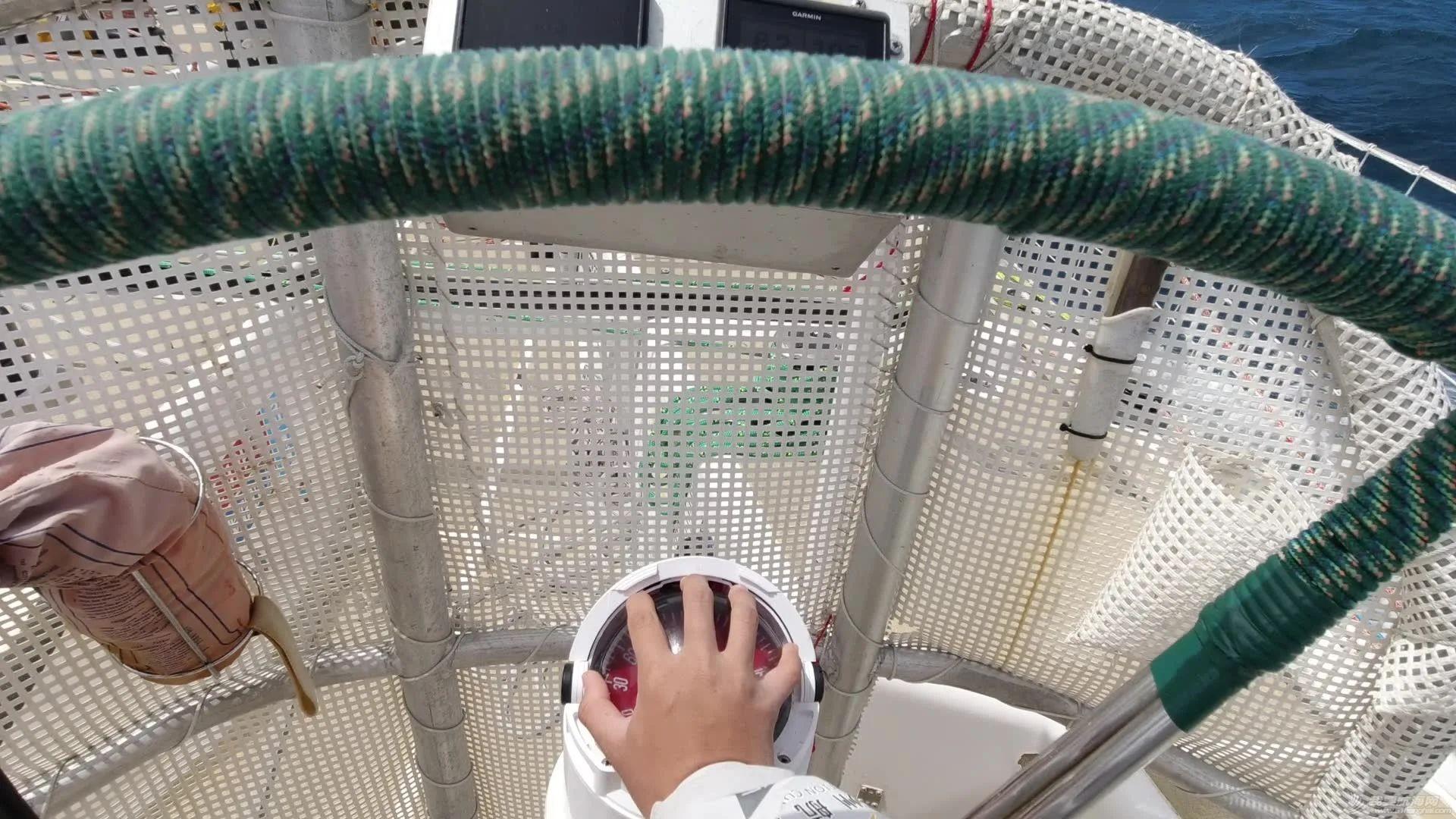 克利伯环球帆船赛珠海号赛程五船员日志(四)