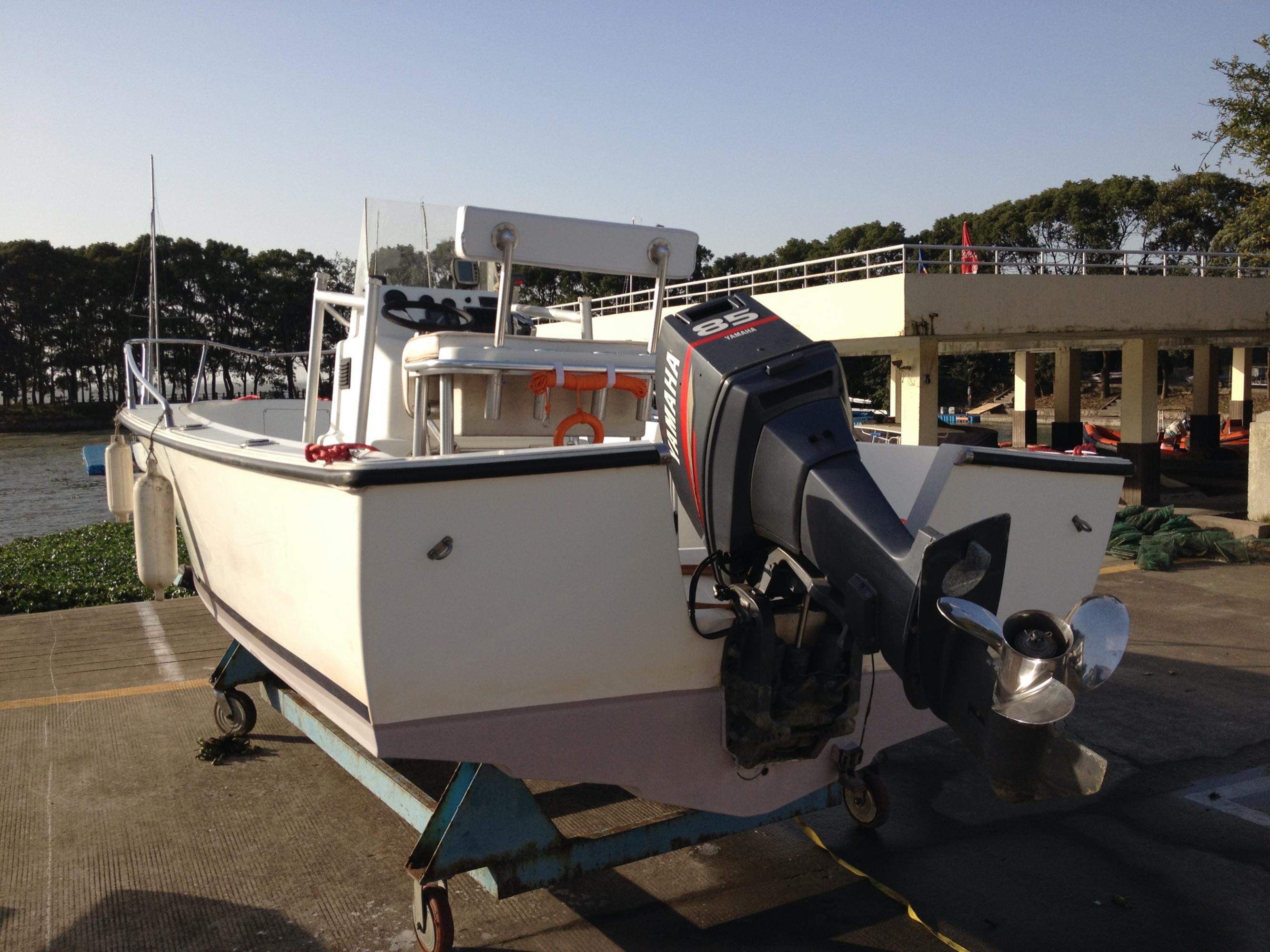 nbsp,设备,Heritage,雅马哈,保养 美国Heritage钓鱼艇  4.9万元 (证书待办中)