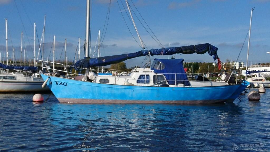 1英镑就可以拿到一艘28尺帆船!(英国加的夫)