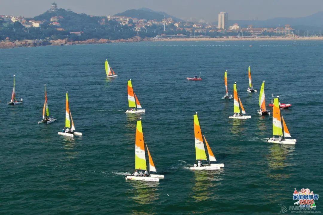 从观赛到参赛 家帆赛推动青岛帆船运动走向大众化w2.jpg