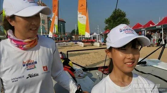 从观赛到参赛 家帆赛推动青岛帆船运动走向大众化w4.jpg