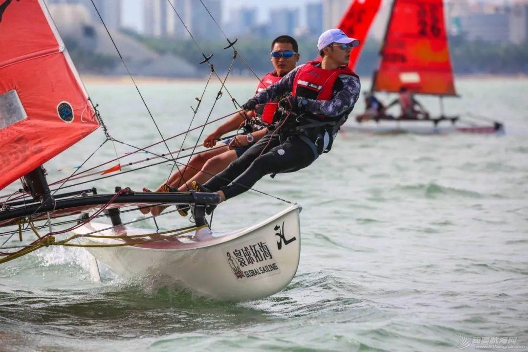 精彩开战|中国体育彩票杯2020海帆赛海口赛程启幕w14.jpg