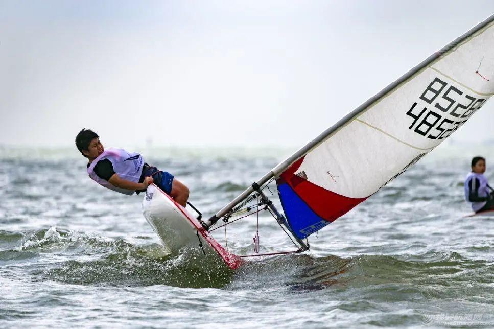 2020中国俱乐部杯帆船挑战赛青少年组落幕w9.jpg