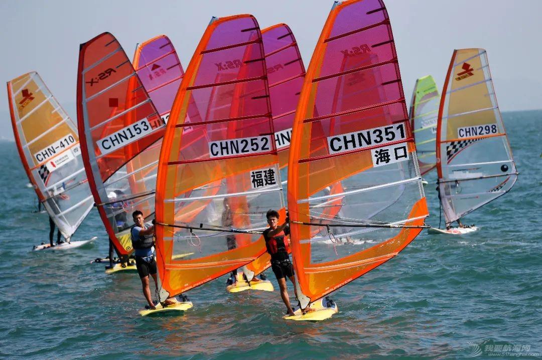 2020年全国青年帆板锦标赛深圳盐田拉开帷幕w2.jpg