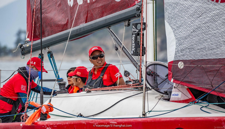 中国体育彩票杯2020海帆赛赛事精彩图片1