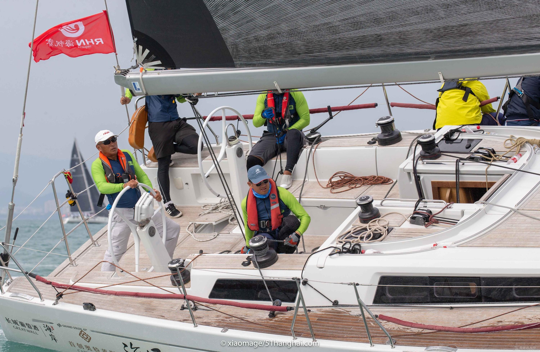 中国体育彩票杯2020海帆赛赛事精彩图片2