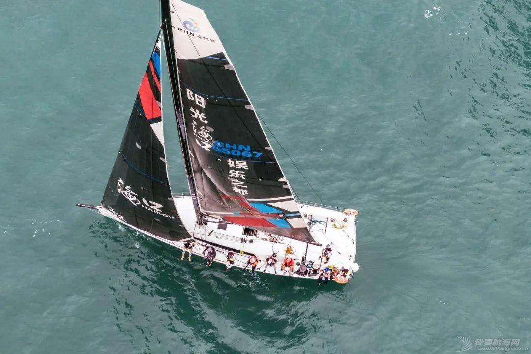 海帆赛长航起程  第一梯队表现抢眼w5.jpg