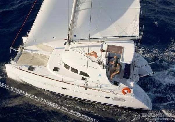 2013,使用,进口,帆船,法国 2013年下水38尺法国进口双体帆船  111124ahe03mtddbmn8hyh