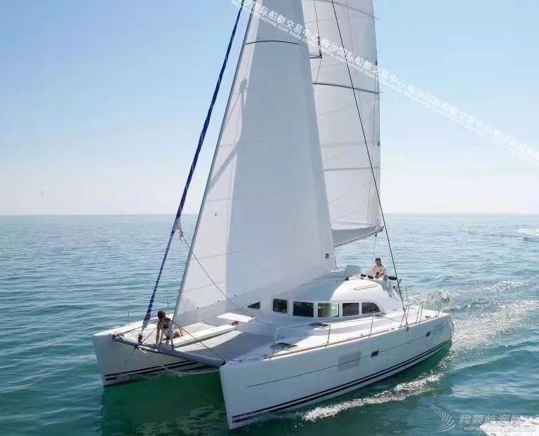 2013,使用,进口,帆船,法国 2013年下水38尺法国进口双体帆船  111125vz3zyxhcorxycddo
