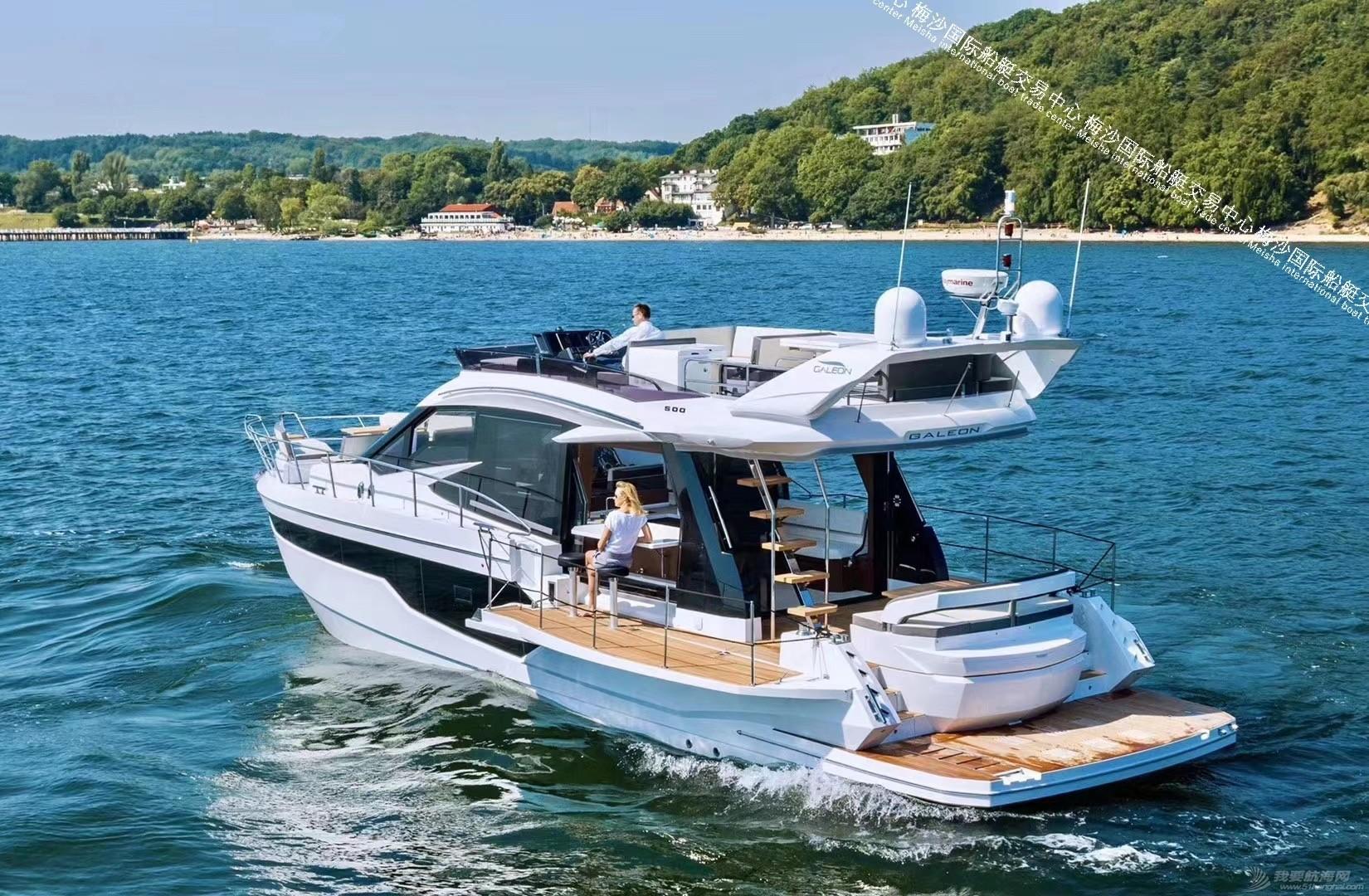 2017年产波兰进口50尺豪华游艇出售