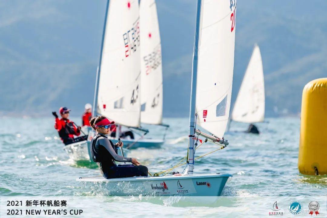 扬帆追逐新年的光 多地举办帆船赛事共庆元旦w1.jpg