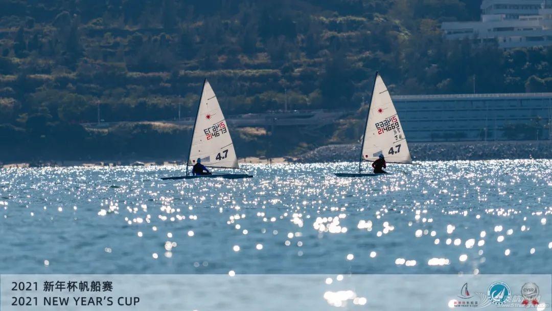 扬帆追逐新年的光 多地举办帆船赛事共庆元旦w6.jpg