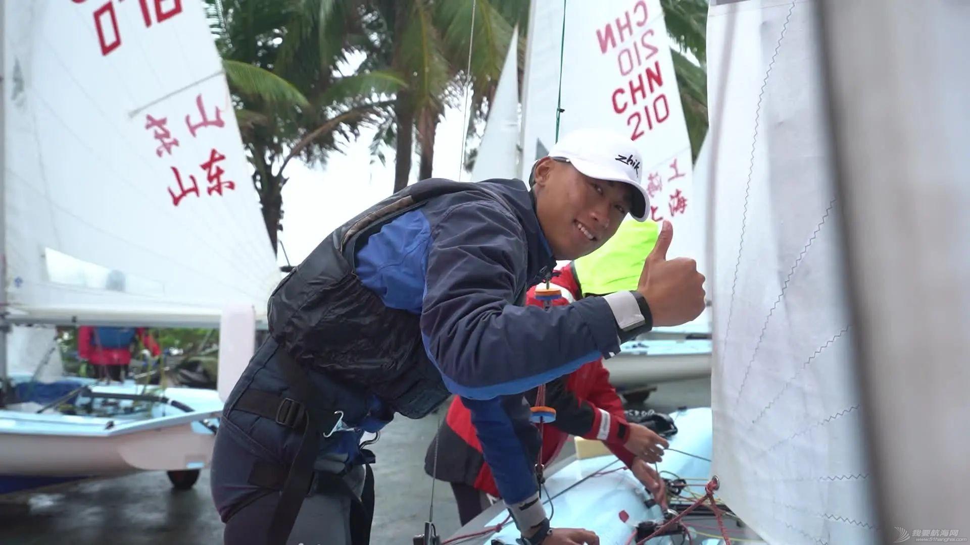 2020年全国帆船冠军赛(470级)在海口圆满落幕