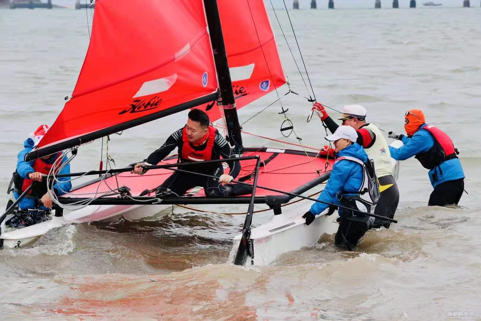 nbsp,广西,帆船,级别,岭南 你若喜欢海  我会一直浪  ——2020北部湾国际帆船公开赛Hobie级别回顾  111041hm35fy0gzczx0gg1