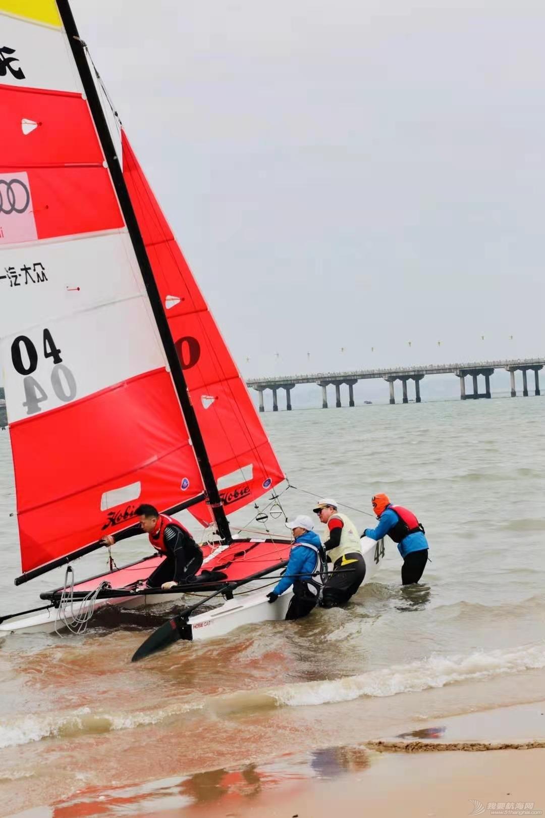 nbsp,广西,帆船,级别,岭南 你若喜欢海  我会一直浪  ——2020北部湾国际帆船公开赛Hobie级别回顾  111042ezbkkzquziumgmbb
