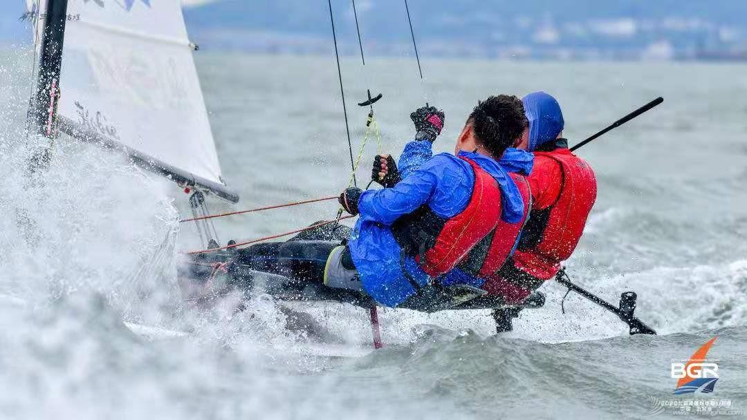nbsp,广西,帆船,级别,岭南 你若喜欢海  我会一直浪  ——2020北部湾国际帆船公开赛Hobie级别回顾  111045lrc6404w04pr40yr