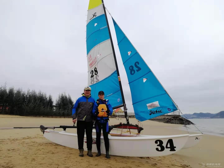 nbsp,广西,帆船,级别,岭南 你若喜欢海  我会一直浪  ——2020北部湾国际帆船公开赛Hobie级别回顾  111054l2ke5hzzotmh1a18