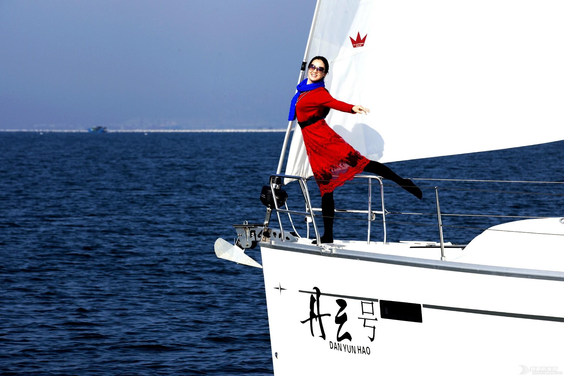 丹云号航海日志四十三:浪花似雪,梦如蓝——五年航海生活感悟
