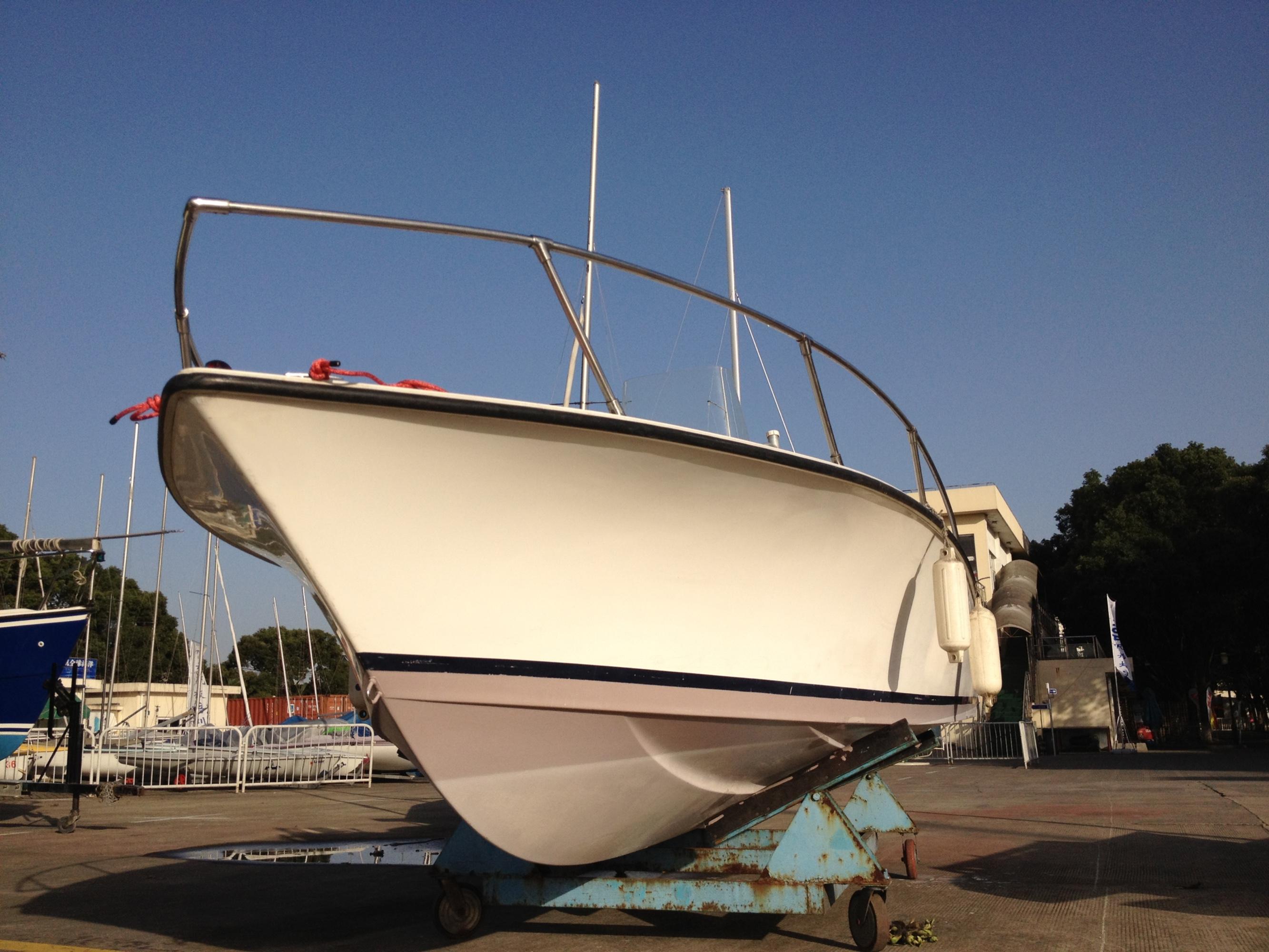 出售,置换,钓鱼,没有,在上 20尺钓鱼艇 出售或置换