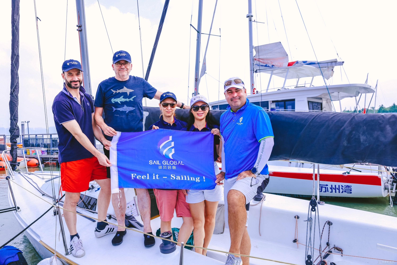 SAIL GLOBAL 扬风启帆全球帆船旅游度假有限公司