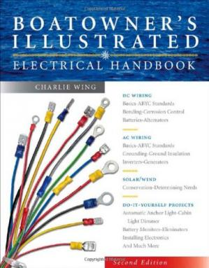 Boatowner's Illustrated Electrical Handbook船东的图解电气手册