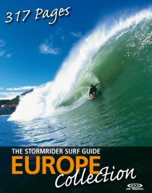 The Stormrider Surf Guide: Europe  风暴骑士冲浪指南:欧洲