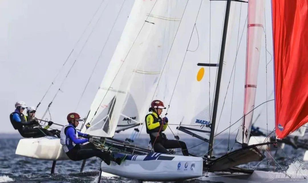 诺卡拉17级:中国将首战奥运会|东京奥运会帆船知多少⑤
