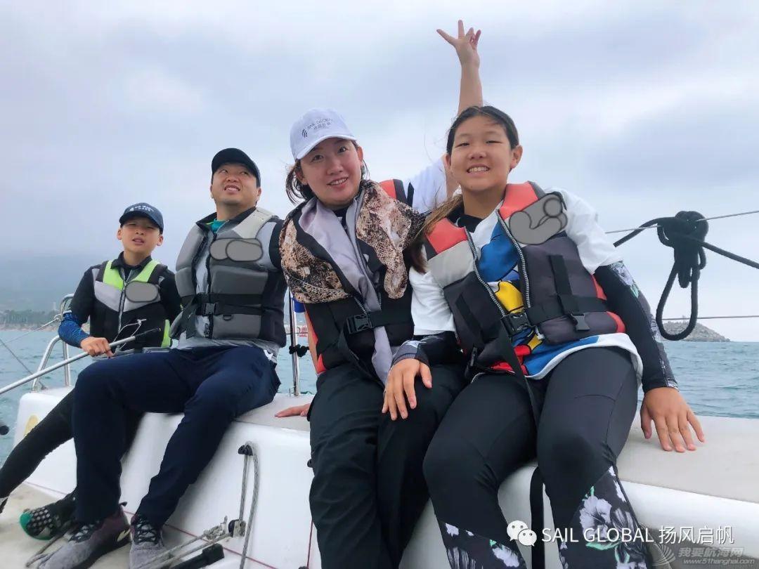 SAIL GLOBAL深圳亲子帆船课:扬帆逐梦,陪伴成长