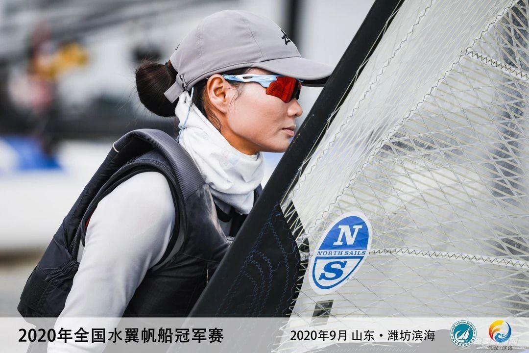 中国帆船帆板队取得第八个东京奥运帆船项目参赛资格 陈莎莎/金晔夺得女子49erFX级东京奥运入场券w4.jpg