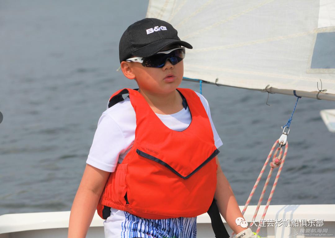 帆船少年成长记-顺风小马达崔天皓