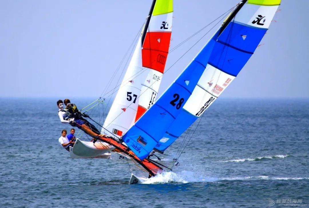 帆船为媒 玩转威海 2021中国威海HOBIE帆船公开赛暨中国家帆赛威海站比赛等你来赛w1.jpg