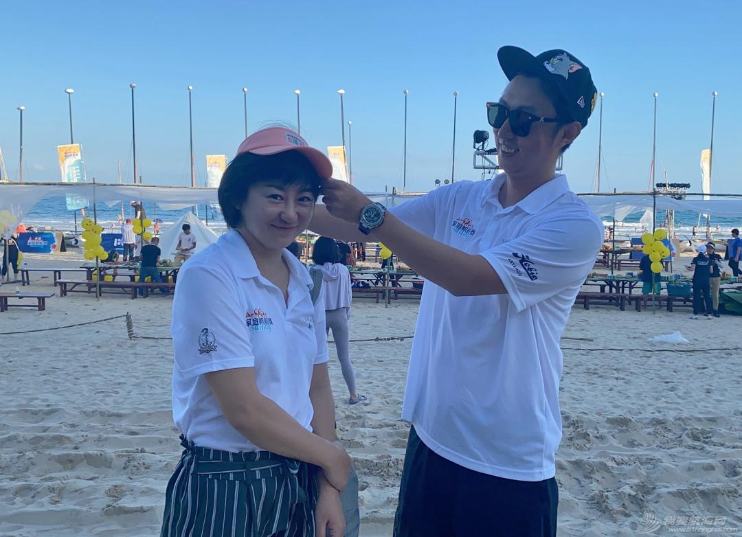 开启第四年征程 2021中国家庭帆船赛万宁华润石梅湾揭幕w11.jpg