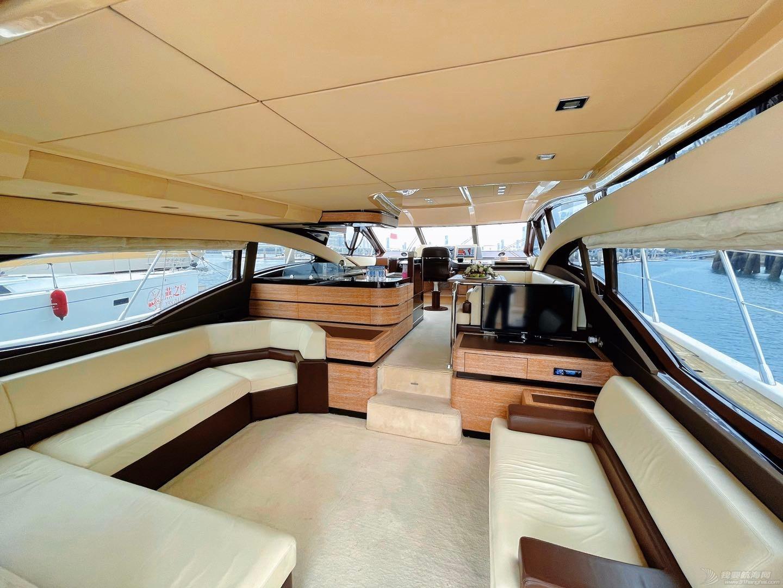 外观,沙发,内景,休息,卧室 意大利阿兹慕58尺游艇出售 卡座 111619ylxqca2ipb0bpwqc