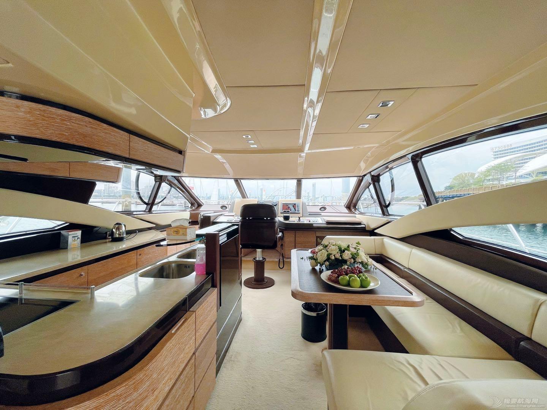 外观,沙发,内景,休息,卧室 意大利阿兹慕58尺游艇出售 内景 111621j37d6wvwcu3d04df