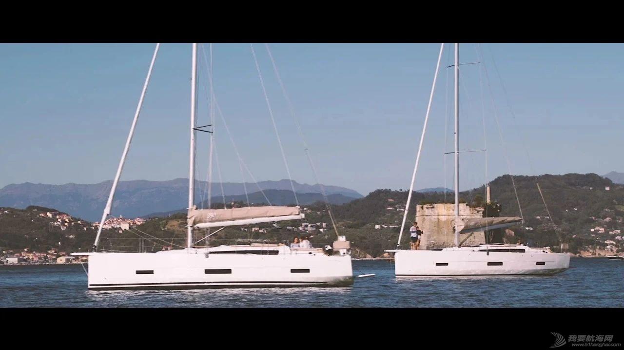 【21年现货】丹枫Dufour 430帆船,最懂你的休闲帆船!