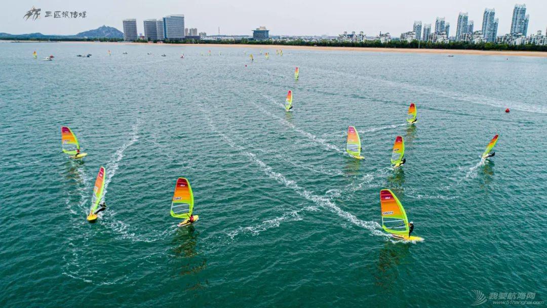 2021年全国帆板冠军赛暨东京奥运会帆板项目备战大合练荣成举行w2.jpg