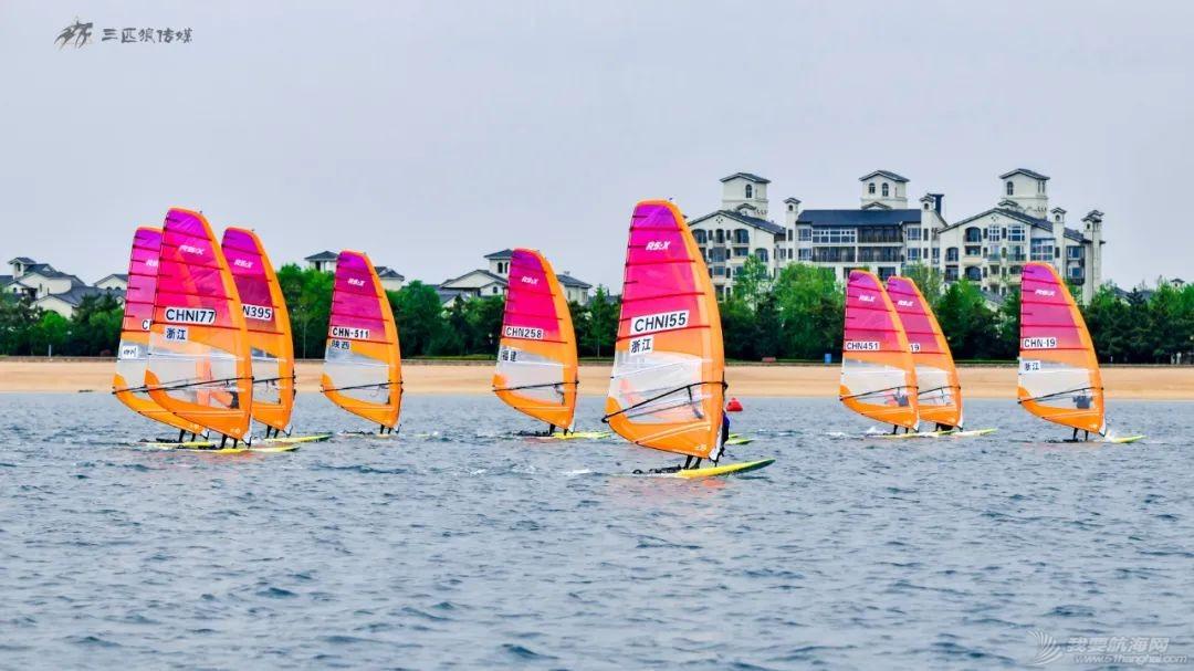 2021年全国帆板冠军赛暨东京奥运会帆板项目备战大合练荣成举行w3.jpg