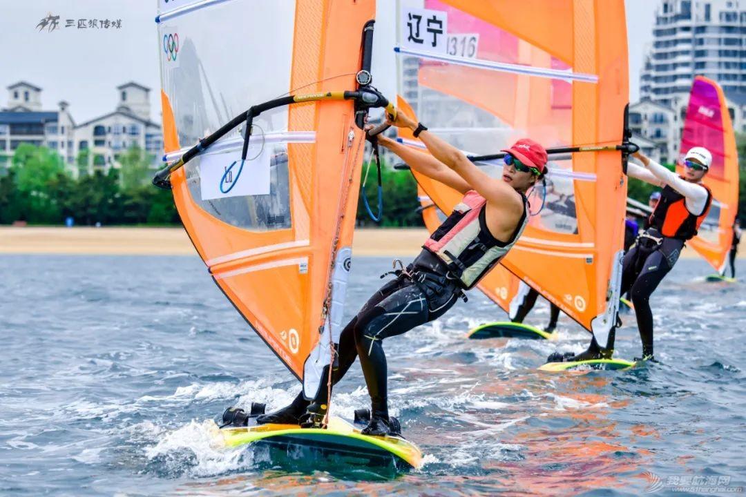 2021年全国帆板冠军赛暨东京奥运会帆板项目备战大合练荣成举行w5.jpg